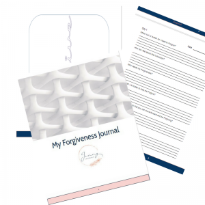 Forgiveness Journal Bundle